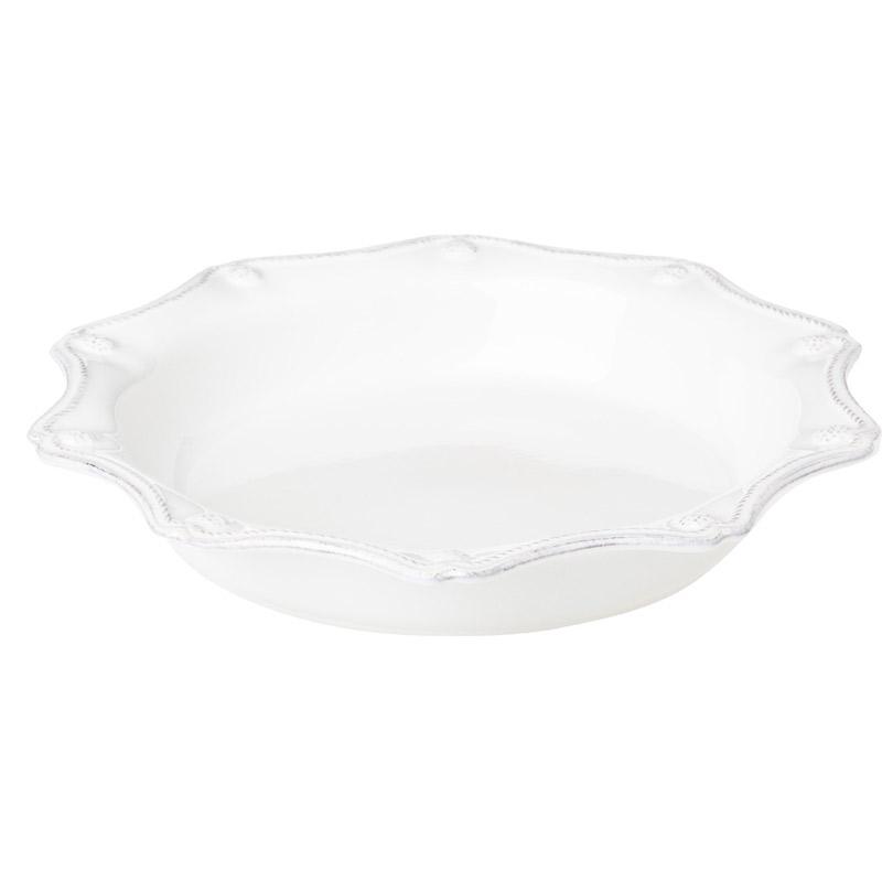 Pie Dish White